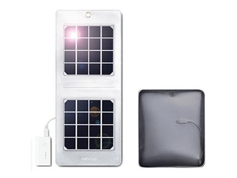 eneloop portable solar panels