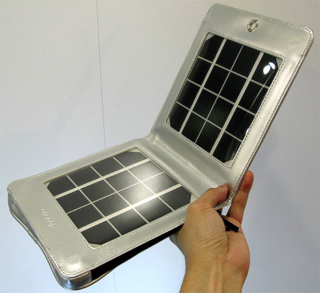 eneloop solar charger portable solar panels