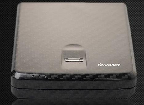 iwallet biometric bluetooth wallet