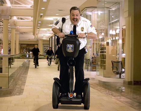 mall cop on segway