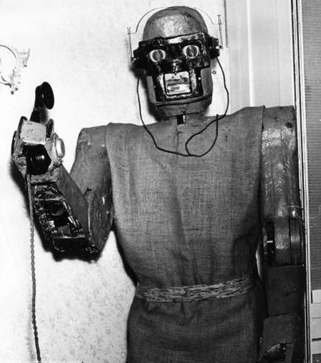 phone answering robot