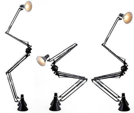 sebastian errazuriz playful floor lamp