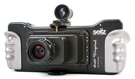 seitz 160 mp camera