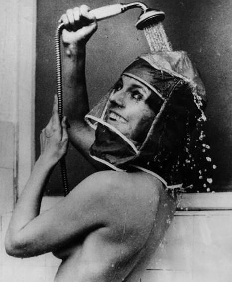 shower hood
