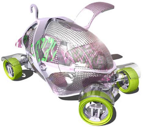 soft car design terreform