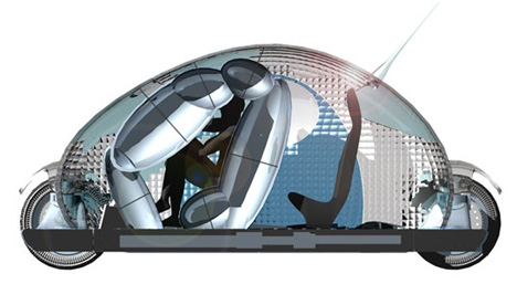 terreform urban soft car design