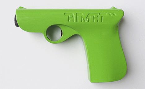 toy gun shaped camera