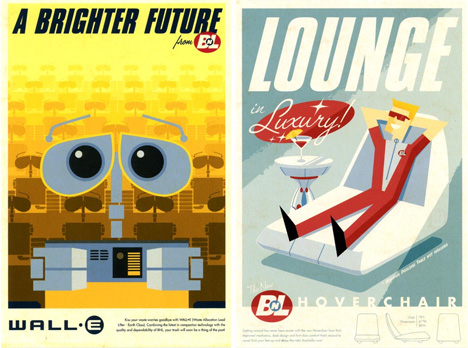 wall-e movie posters 3