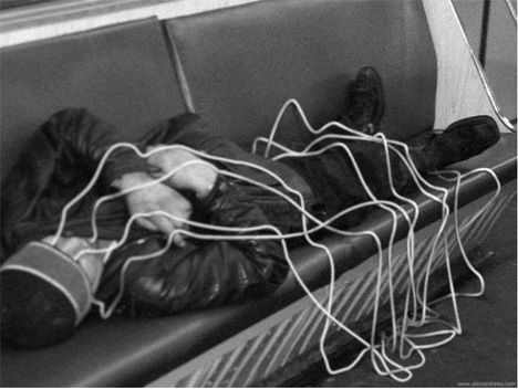alex andreyev metronomicon subway sleeper