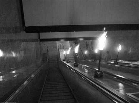alex andreyev metronomicon subway torches