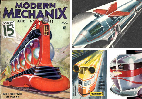 concept trains