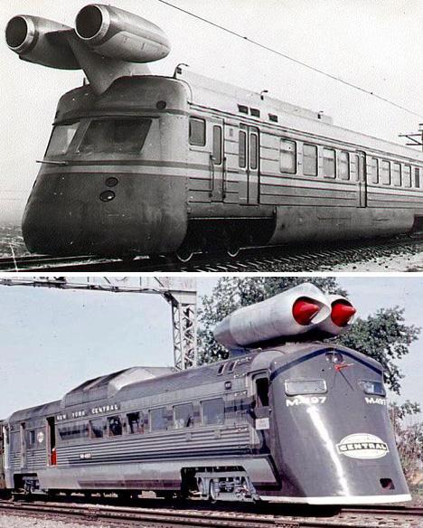 jet engine trains