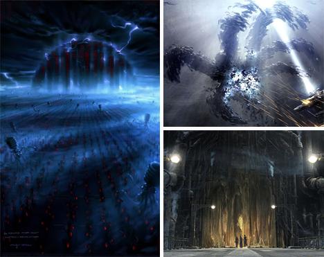Epic Movie Concept Art