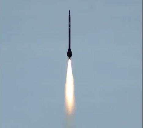 new rocket fuel rocket launch