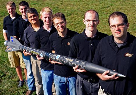 purdue university ALICE team