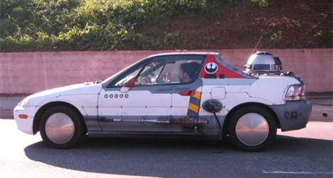 xwing fighter car