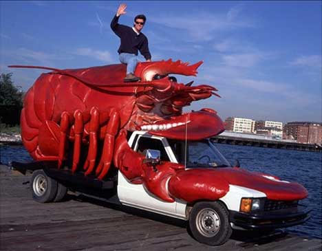 Driving Like an Animal: 3 Rad Sea Life-Themed Art Cars | Gadgets, Science & Technology