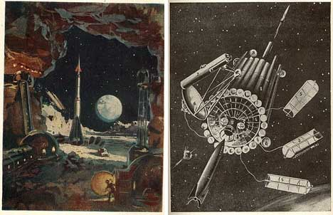 Infinity and Beyond: 12 Vintage Russian Space ...
