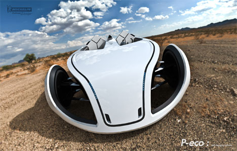 Good Vibrations Electric Car Uses Bumps To Charge Battery