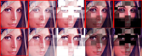 About Face: Defeat Face Recognition Software With Makeup | Gadgets