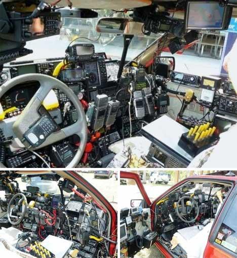 Race Car Radios