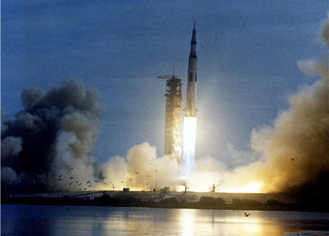 One Giant Leap for Mankind: Apollo 11 Launchpad Video