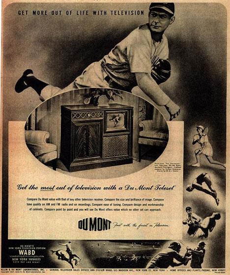 Poster Iklan Televisi Zaman Dulu
