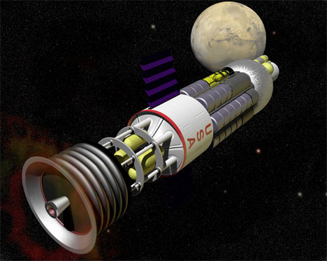 Infinity + Beyond: The Atomic Spaceship That Almost Was ...