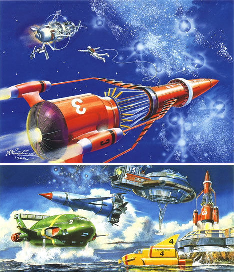 Classic Sci-Fi: Unforgettable Japanese Pulp Illustrations