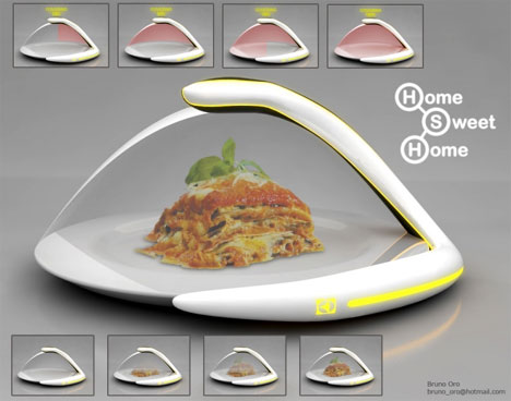 Serving the future replicate grandma s cooking at home for Future home gadgets