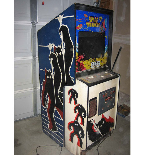 Gaming Greats: Five History-Making Arcade Machines ... | 468 x 500 jpeg 62kB