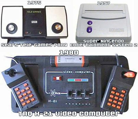 An Epic History of Every Video Game Console Ever Made | Gadgets ...