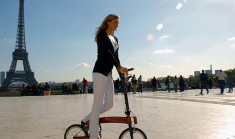 Standing Ovation: Powerful Seatless Bike Rides Like a ...