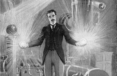 Tesla nicolas