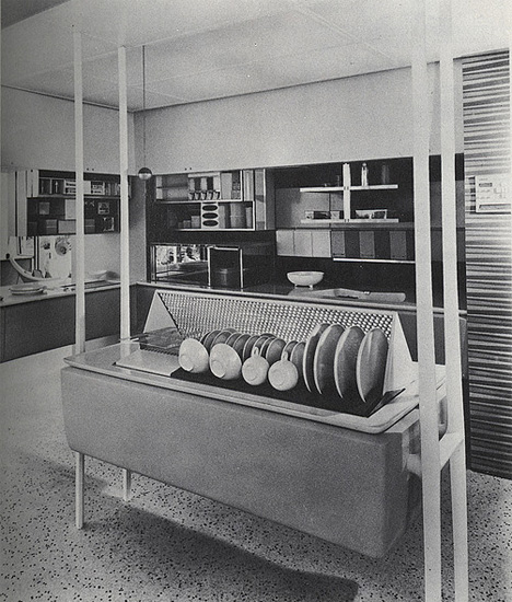 Kitchen Of The Future: Changes To Come: 9 Past Predictions For Funky 70s Tech