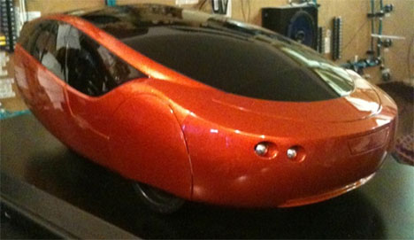 Cars Made To Order World S First 3d Printed Auto Body
