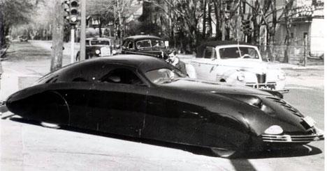1938 Concept Car