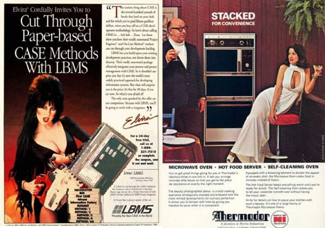 Absolutely Alluring Ads 6 Sexy Vintage Techy Adverts