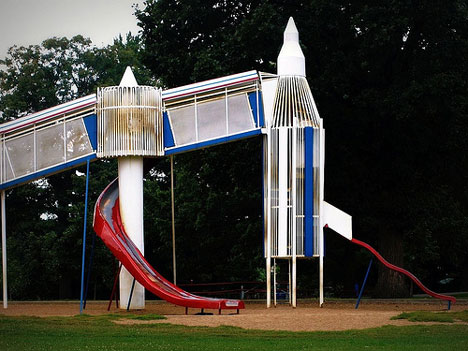 Perilous Playthings: Dangerous Playgrounds From the 70s ...