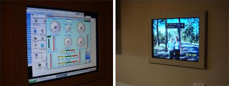 Wallflower Awesome Diy Kitchen Computer Looks Like Ipad