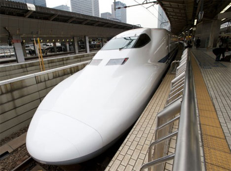 Need for Speed: World's Fastest Train in Land of Rising ...
