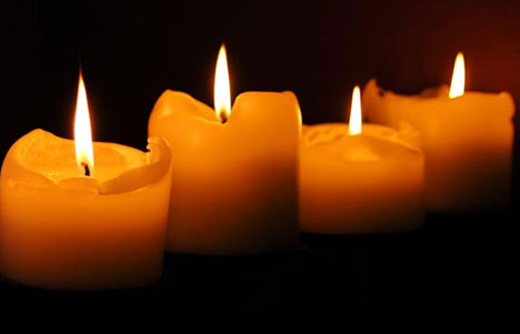 Glittering Discovery Candle Flames Hide Millions Of
