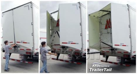 vintage cargo trailer