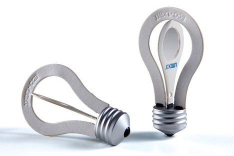 Recyclable Bulb Lights Up Your Home In Eco Friendly Style Gadgets Science Technology