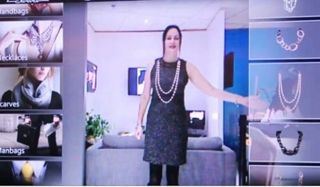 Virtual Dressing Room Takes Pain Out Of Clothes Shopping