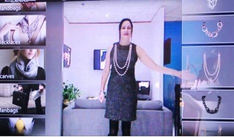 Kinect Virtual Dressing Room