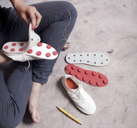 Repairing Shoe Toe