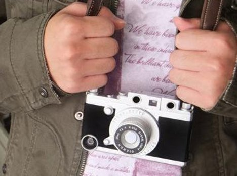 Modern vintage iphone case blends new old technology gadgets the sciox Gallery