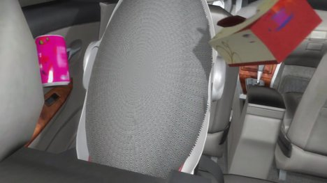 Kevlar Shield Turns Child Safety Seat Into a Baby Fortress | Gadgets ...