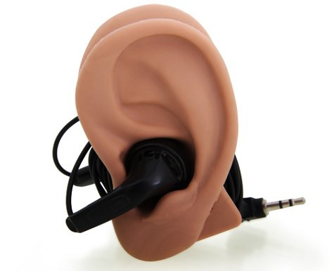 Sound storage stick spare earbuds in a spare set of ears gadgets science technology - Spare time gadgets ...